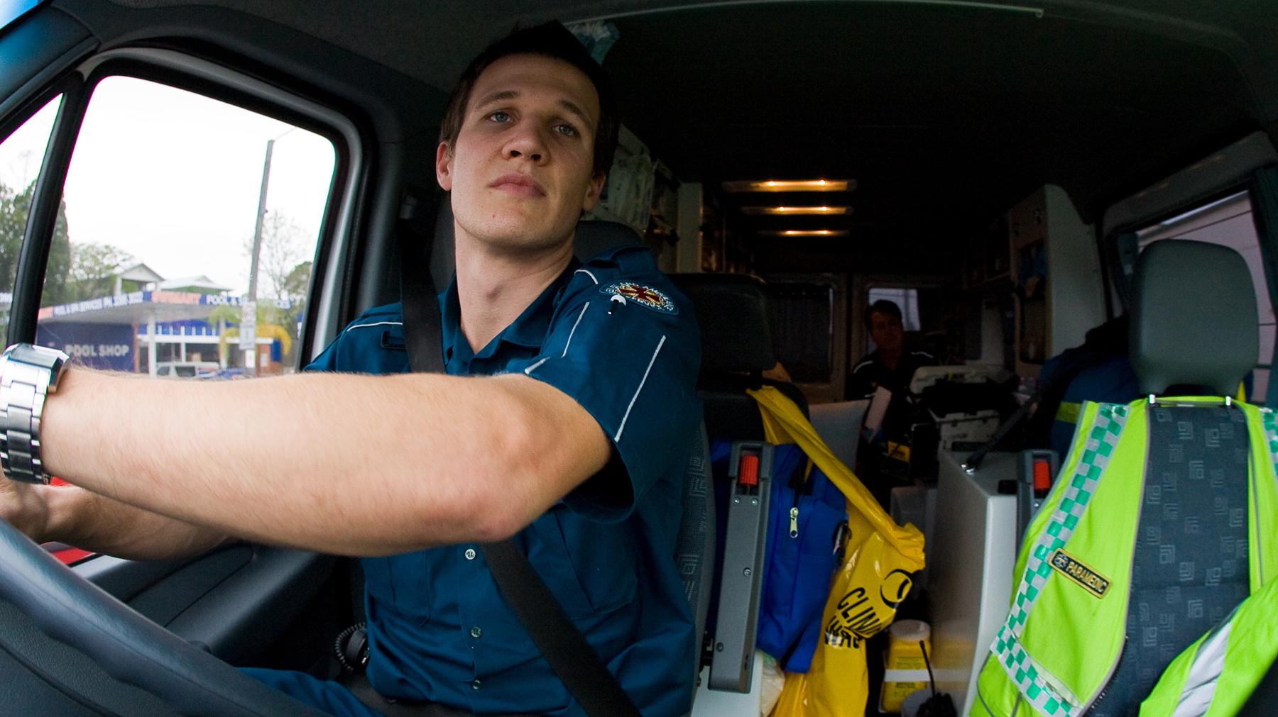 Queensland Ambulance Service Paramedic Recruitment